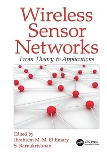 Wireless Sensor Networks: From Theory to Applications(paperback)-cover