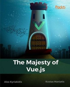 The Majesty of Vue.js (Paperback)-cover