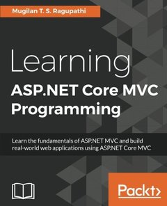 Learning ASP.NET Core MVC Programming-cover