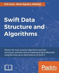 Swift Data Structure and Algorithms-cover