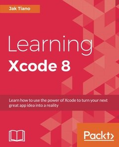 Learning Xcode 8-cover