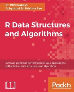 R Data Structures and Algorithms-cover