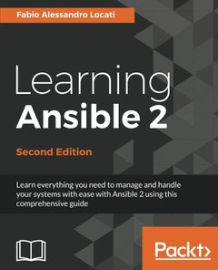 Learning Ansible 2 - Second Edition-cover
