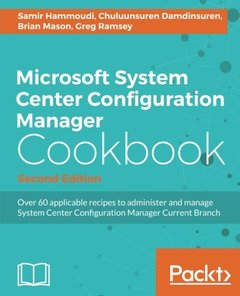 Microsoft System Center Configuration Manager Cookbook - Second Edition-cover