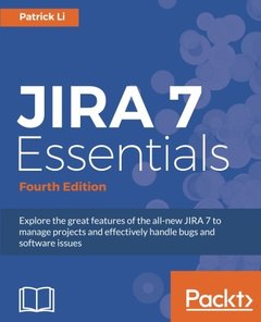 JIRA 7 Essentials - Fourth Edition-cover