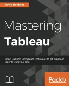 Mastering Tableau-cover