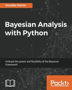 Bayesian Analysis with Python-cover
