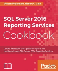 SQL Server 2016 Reporting Services Cookbook-cover