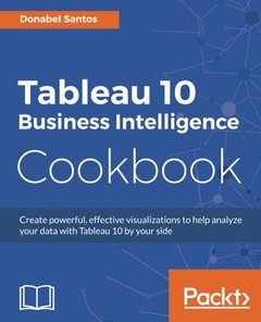 Tableau 10 Business Intelligence Cookbook-cover