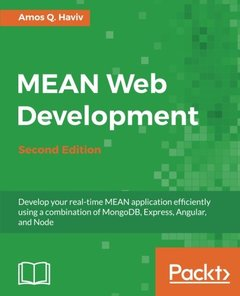 MEAN Web Development - Second Edition-cover