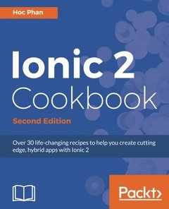 Ionic 2 Cookbook - Second Edition-cover
