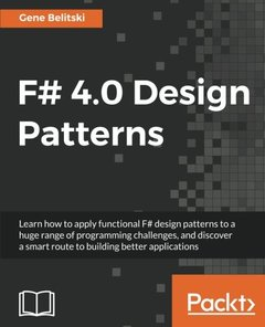 F# 4.0 Design Patterns-cover