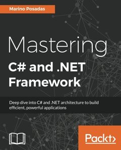 Mastering C# and .NET Framework-cover