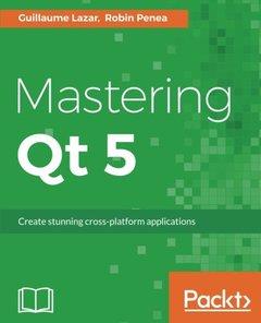Mastering Qt 5-cover