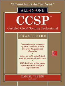 CCSP Certified Cloud Security Professional All-in-One Exam Guide-cover
