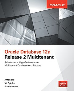 Oracle Database 12c Release 2 Multitenant (Oracle Press)-cover