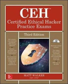 CEH Certified Ethical Hacker Practice Exams, Third Edition (All-In-One)-cover