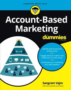 Account-Based Marketing For Dummies-cover
