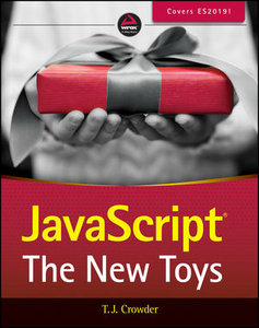 JavaScript: The New Toys-cover