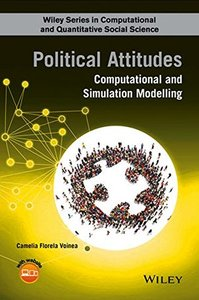 Political Attitudes: Computational and Simulation Modelling(Hardcover)-cover