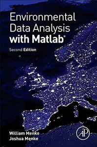 Environmental Data Analysis with MatLab(Hardcover) 2/e-cover