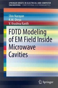 FDTD Modeling of EM Field inside Microwave Cavities (SpringerBriefs in Electrical and Computer Engineering)-cover