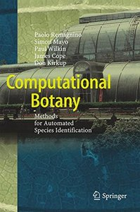 Computational Botany: Methods for Automated Species Identification-cover