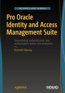 Pro Oracle Identity and Access Management Suite-cover