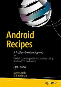 Android Recipes: A Problem-Solution Approach-cover