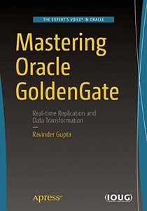 Mastering Oracle GoldenGate-cover