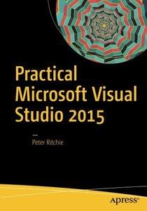 Practical Microsoft Visual Studio 2015-cover