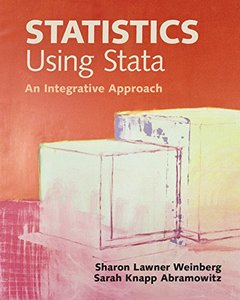Statistics Using Stata: An Integrative Approach(paperback)