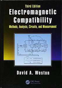 Electromagnetic Compatibility: Methods, Analysis, Circuits, and Measurement, (Third Edition)(Hardcover)-cover