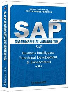 SAP 商務智能實用開發與高級功能詳解-cover