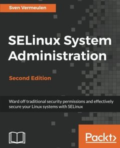 SELinux System Administration - Second Edition-cover