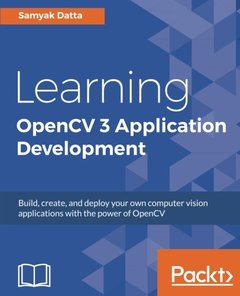 Learning OpenCV 3 Application development-cover