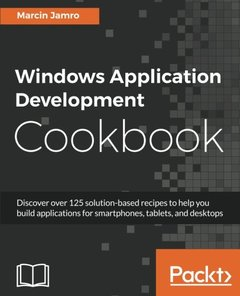 Windows Application Development Cookbook-cover