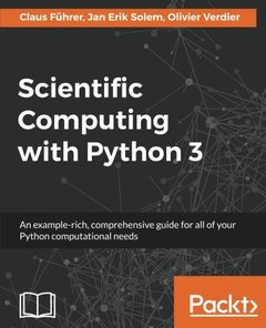 Scientific Computing with Python 3 - Second Edition-cover