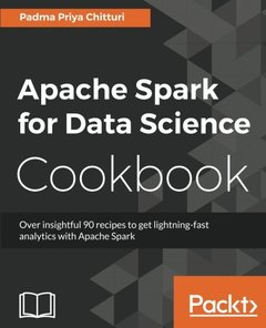 Spark for Data Science Cookbook-cover