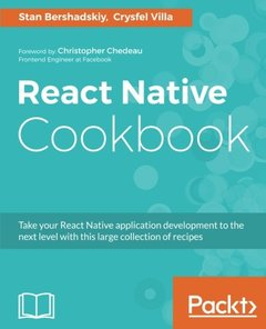 React Native Cookbook-cover