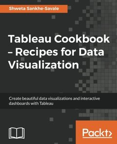 Tableau Cookbook - Recipes for Data Visualization-cover