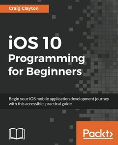 iOS 10 Programming for Beginners-cover