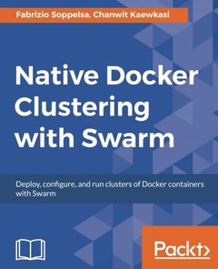 Native Docker Clustering with Swarm-cover
