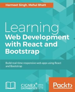 Learning Web Development with React and Bootstrap-cover