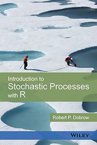 Introduction to Stochastic Processes with R(Hardcover)-cover