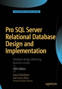 Pro SQL Server Relational Database Design and Implementation-cover