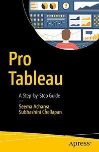 Pro Tableau: A Step-by-Step Guide-cover