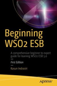 Beginning WSO2 ESB-cover