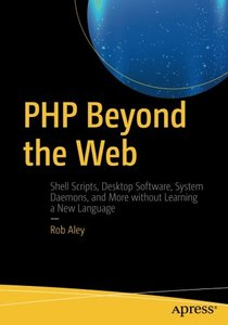 PHP Beyond the Web-cover