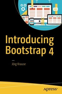 Introducing Bootstrap 4-cover